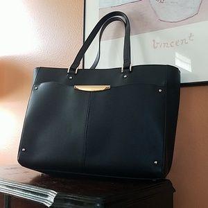 NEW! Ann Taylor Vegan XL Tote Bag!!
